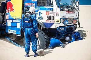 Відео: найкращі моменти 8-го етапу Дакара-2019 - вантажівки
