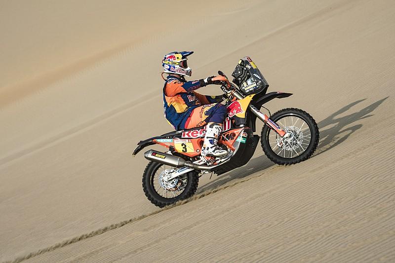 2019 Dakar Rallisi'nin motosiklet sınıfının galibi KTM ve Price oldu!