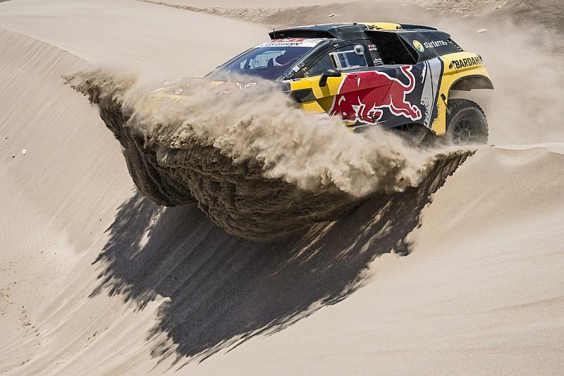 Rallye Dakar Etappe 7: Defekt wirft Loeb zurück, Al-Attiyah verwaltet Führung
