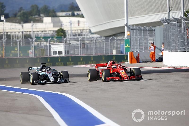 FIA уточнила правило смены траектории при обороне позиции