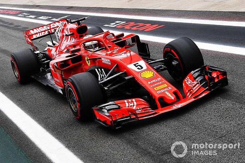 Нетерпеливый Феттель сломал в квалификации весы FIA