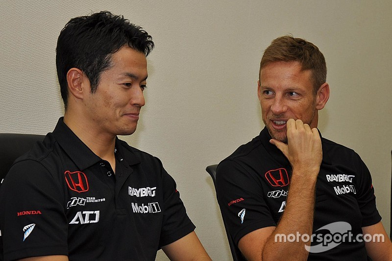 Button sebut Yamamoto pantas dapat kursi balap F1