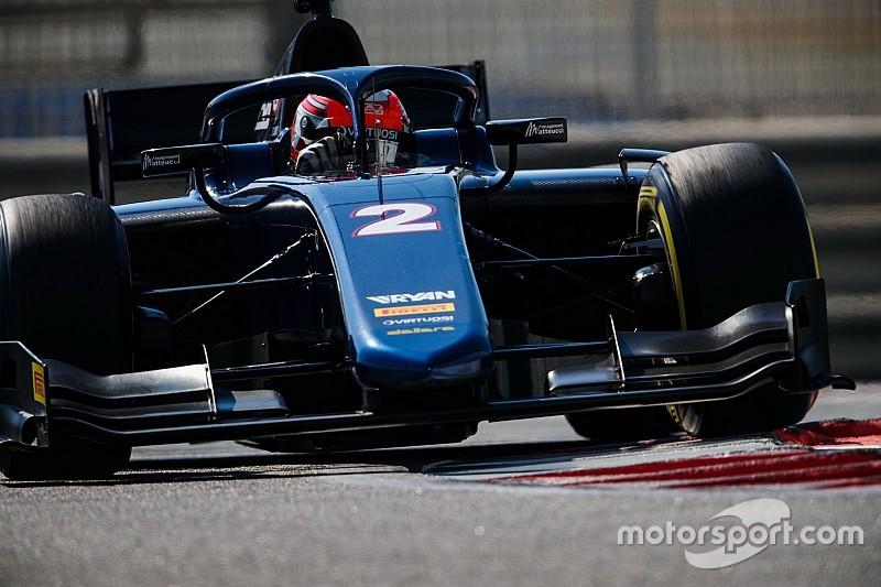 ユニ-ヴィルトゥオーシ、ロシアンタイムを引き継ぎ、来季F2に参戦