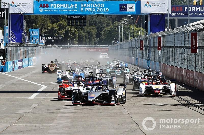 E-Prix Santiago: Bird ungguli Wehrlein, Buemi kecelakaan saat memimpin