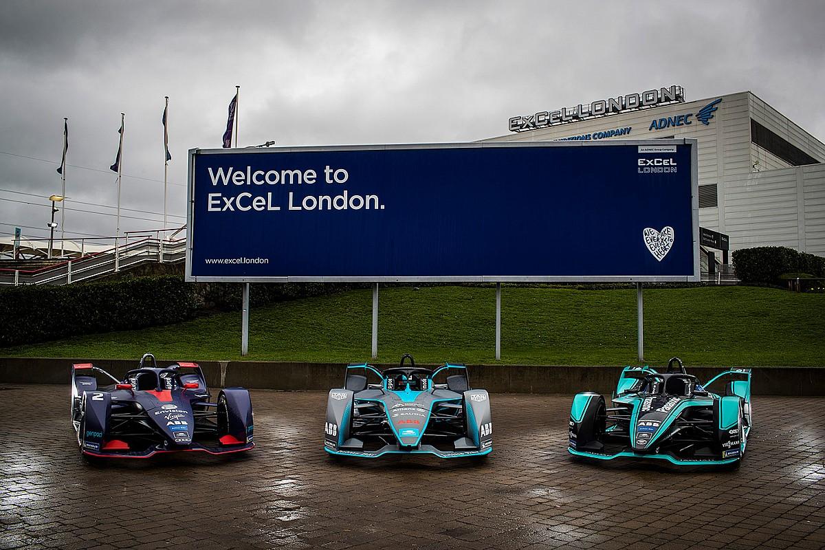 Fórmula E anuncia su regreso a Londres para la temporada 2019/2020