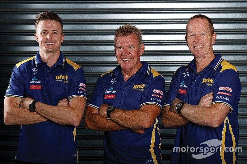 Richards, Winterbottom Supercars enduro combo confirmed