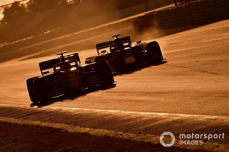 LIVE: Tes pramusim F1 Barcelona hari kedua