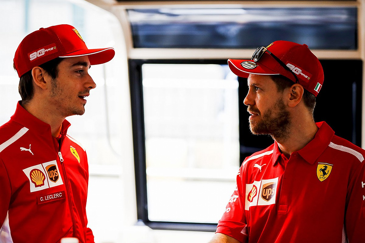 Leclerc, Ferrari'nin