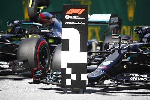Гран При Австрии: стартовая решетка
