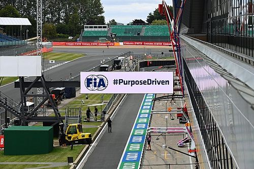 LIVE Formula 1, GP 70° Anniversario: Libere 1