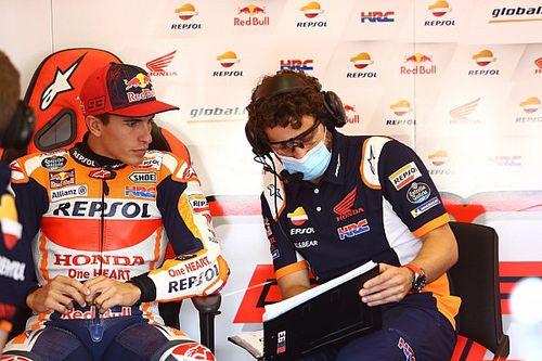 Hernandez Sebut Motor Honda Hanya Bisa Ditaklukkan Marquez