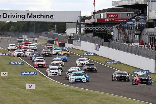 Hybrid BTCC era to begin at Donington Park as 2022 calendar unveiled