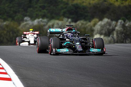 Hamilton supera a Verstappen en la FP1 del GP de Turquía