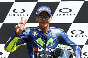 Rossi: Start kedua ini lebih penting dari biasanya