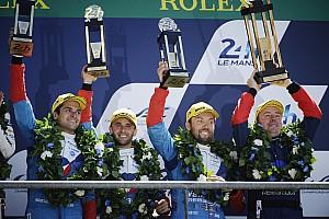 """Le Mans Últimas notícias Nelsinho: """"Foi um bom resultado considerando os problemas"""""""
