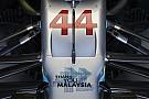 A Mercedes utolsó dobása Malajziában
