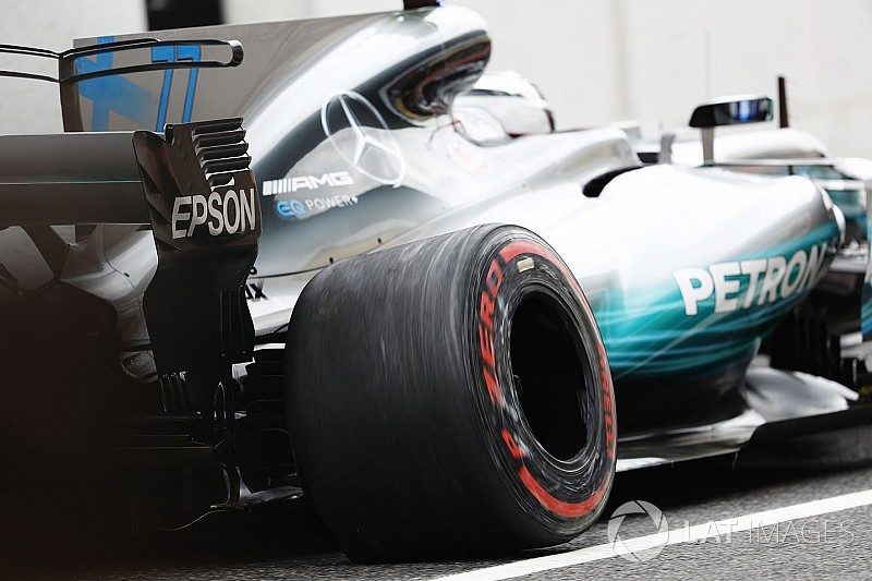 Bottas sem hitt a szemének, hogy mennyire gyors a Mercedes Suzukában