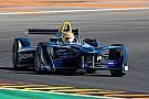 فورمولا إي هاريانتو يكمل أول اختبار له لسيارة فورمولا إي