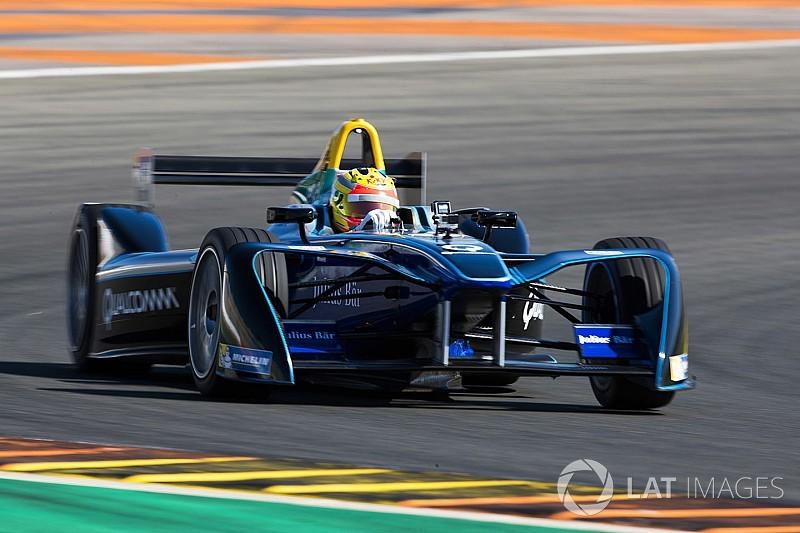 هاريانتو يكمل أول اختبار له لسيارة فورمولا إي