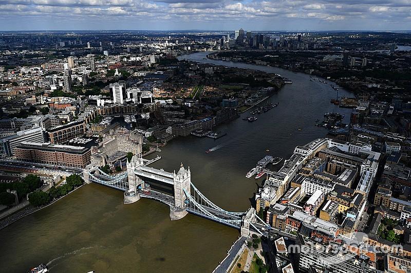 Burgemeester Londen acht F1-race in zijn stad mogelijk