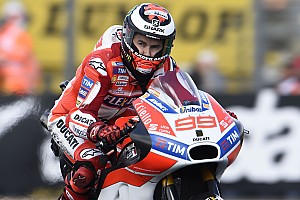 MotoGP BRÉKING MotoGP: Lorenzo eddigi legkövetkezetesebb versenyét zárta a Ducatival