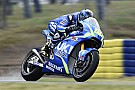 MotoGP Guintoli keeps Suzuki ride for Mugello