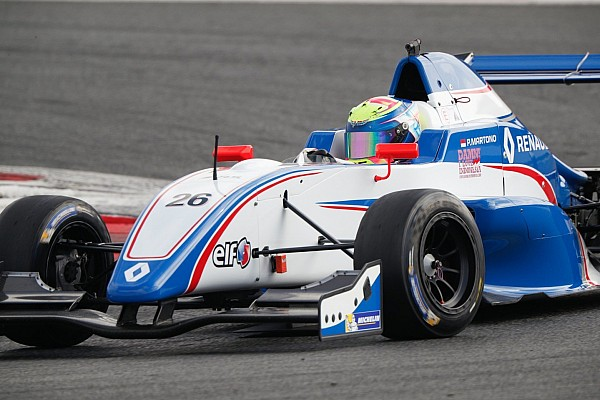 Presley Martono mulai adaptasi dengan mobil FR2.0 Eurocup