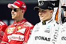 В Mercedes разгадали причину преимущества Ferrari