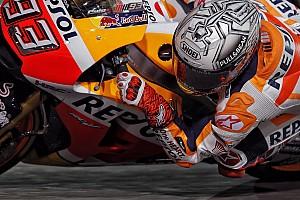 MotoGP Interview Márquez :