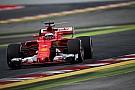 Raikkönen nyerte a második tesztnapot Hamilton és Verstappen előtt