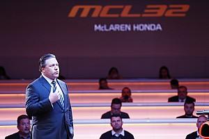 F1 Noticias de última hora McLaren tiene presupuesto