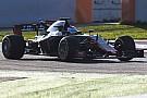 Forma-1 Videón is a Haas idei F1-es versenygépe: VF17