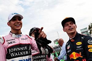 Formula 1 Ultime notizie Ocon: