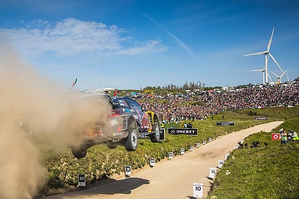 Fotogallery: i momenti più emozionanti del Rally del Portogallo