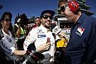 IndyCar 【インディ500予選】アロンソ、オーバーブーストでフロントロウを失う