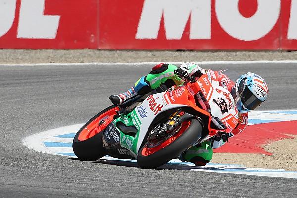 Superbike-WM News Superbike-WM 2018: Ducati setzt weiterhin auf Davies und Melandri