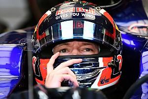 Formula 1 Ultime notizie Kvyat vicino al rinnovo con la Toro Rosso per il 2018
