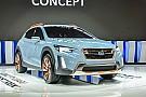 Subaru dévoile son concept Crosstrek