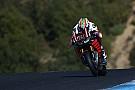 World Superbike Hayden says new Fireblade's test pace not representative