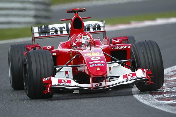 Формула 1 Топ список Галерея: усі боліди Ferrari у Формулі 1 з 1950 року