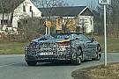 Spyshots - Les premières images de la BMW i8 Spyder!