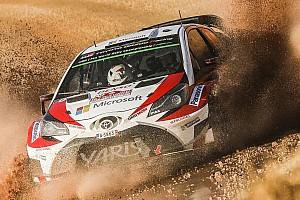 WRC Noticias de última hora Latvala quiere romper las reglas de radio del WRC