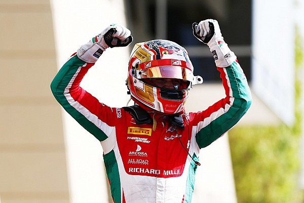 FIA F2 Репортаж з гонки Ф2 у Бахрейні: фантастична перемога Леклера у спринті