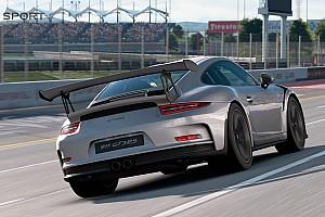 Sim racing BRÉKING Gran Turismo Sport: fantasztikus videók és megjelenési dátum