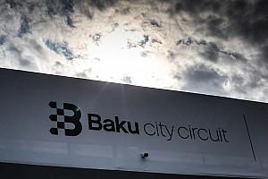 El clima para el GP en Bakú