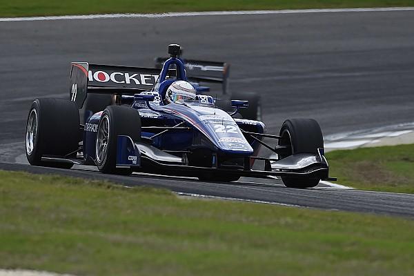 IndyCar Actualités Carlin en IndyCar avec Kimball et Chilton