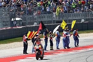 MotoGP Diaporama GP des Amériques - Les plus belles photos de la course
