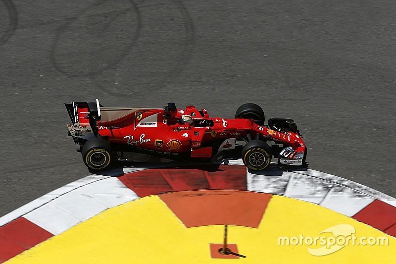 Sochi, Libere 2: Vettel trascina le due Ferrari. Le Mercedes staccate!