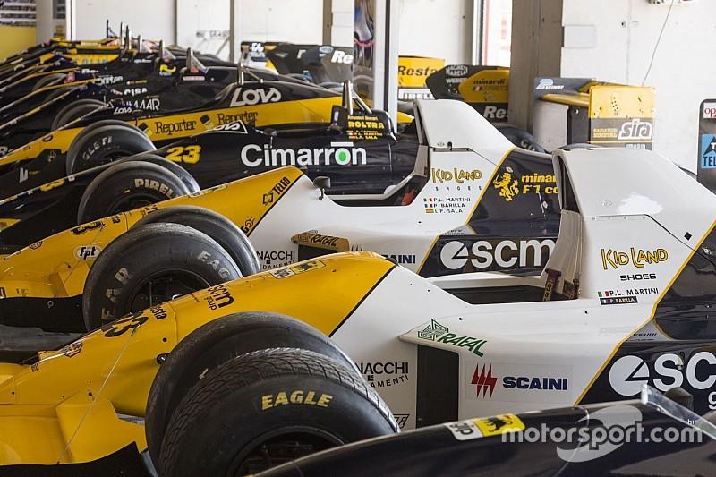 Minardi Historic Day: Imola in festa per Gian Carlo