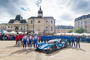 勒芒24小时耐力赛 突发新闻 新主赞助商入驻,八喜DC RACING车队憧憬正赛周